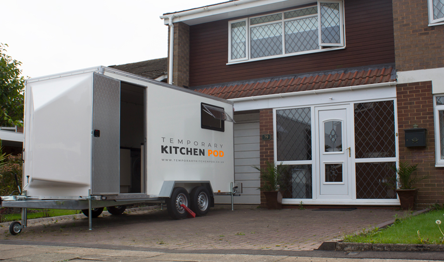 Genial Temporary Kitchen Hire While Remodelling Your Home